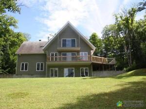 419 000$ - Maison 2 étages à vendre à La Minerve