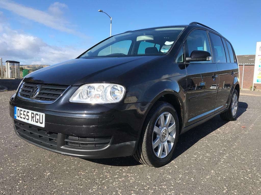 Volkswagen Touran TDI excellent condition service history