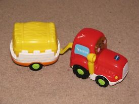 toot tractor and trailer