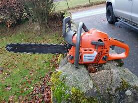Husqvarna 346 chainsaw