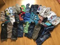 Baby boy's clothes bundle 18-24 months