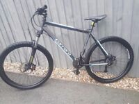 Carrera Vengance Mountain Bike