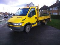 IVECO Daily Tipper Van with ramp - MOT-11 m-ths