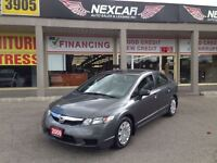 2009 Honda Civic DX-A 5 SPEED A/C POWER WINDOWS ONLY 111K