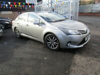 Toyota Avensis 2.0 D-4D TR* **6 Months warranty**LOW MILEAGE FOR THE YEAR**DRIVES GREAT*