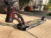 MGP scooter deck