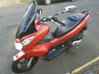 Honda pcx 125 auto drive moped motorcycle scooter only 1499. No offers