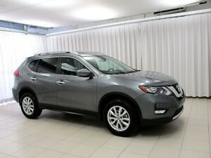 2017 Nissan Rogue 2.5SV AWD SUV w/ HEATED SEATS, SUNROOF, ALLOYS