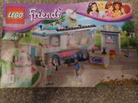 Lego Friends 41056 Heartlake News Van