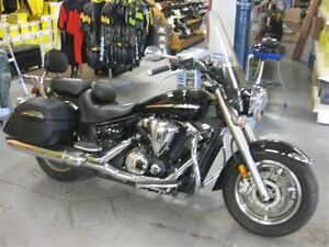 2008 Yamaha V Star 1300 Tourer -