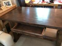 *New* Dining Table with Storage