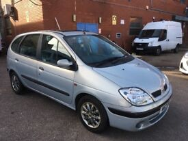 Renault Scenic Automatic Good Runner with mot