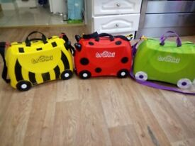 3 x trunkie cases £10 each or £20 for all 3