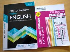 Higher English Study Books