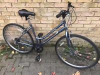 Ladies hybrid bike xzx