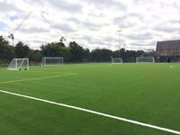 Players needed for a friendly 8 a side this Sunday at 2pm in Hackney. Come play football with us!