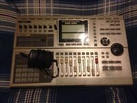 Zoom MRS-1266, 6 input multi track recorder, drum machine, effects