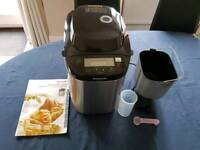 Panasonic Bread Machine- SD-ZB2502- fully working with all accessories but used condition