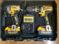 DeWalt drills set