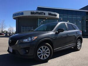 2014 Mazda CX-5 GS SUNROOF, HEAT SEATS, BLINDSPOT , REAR CAM