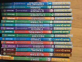 Sea Quest books for children