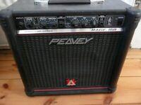 PEAVEY RAGE 158 Trans tube Guitar practice Amplifier Amp Electric