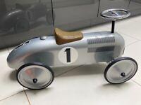 Ride-on toddler car