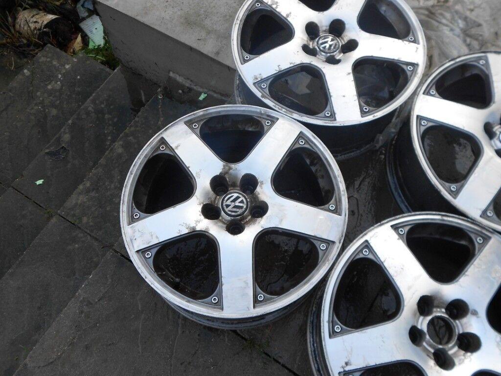 Volkswagen Santa Monica >> Vw Goilf Santa Monica Wheels In Gateshead Tyne And Wear Gumtree