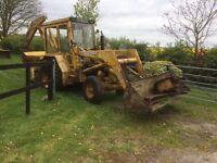 Excavator 4x2 John Deere