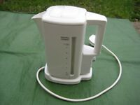 Morphy Richards White Automatic Electric Kettle - Model 43050 for £7.00