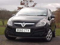 2010 VAUXHALL CORSA 1.2 FULL SERVICE HISTORY & BRAND NEW 12 MONTH M.O.T