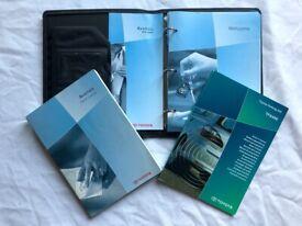 Avensis car book manual
