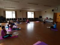 Pilates & Yoga Classes in Hellesdon, Sprowston and Spixworth