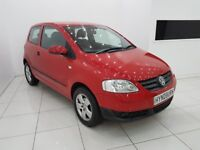 VOLKSWAGEN FOX 1.2 URBAN 3 DOOR-12 MONTH WARRANTY-IDEAL FIRST CAR CHEAP TO RUN-£0 DEPOSIT FINANCE