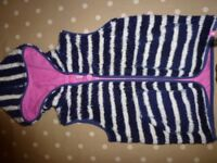 Girls Joules fleece gilet age 8 years