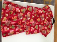 Cath Kidston skirt (12) and top (14) set for sale. Hardly worn.