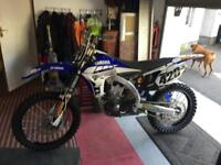 Yamaha yz 450 for sale