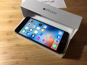 FACTORY UNLOCKED Space Grey 16GB iPhone 6+ (A Condition) -- BLOWOUT! -- [3745]