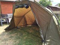 JRC CONTACT 2MAN BIVVY and WRAP Fishing Tent