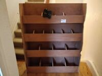 Wooden Van Racking/Shelving for Mercedes Vito or Other - Very good condition