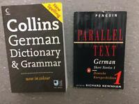 German dictionary & grammar