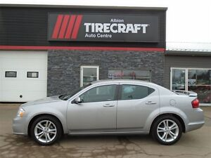 2013 Dodge Avenger SXT w/ heated seats, low km