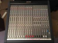 Crest Audio X Series - Analogue Mixing desk