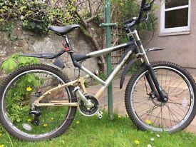 Mountain bike 26'' - Viking Targa Q9DD24