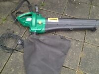 Duel purpose leaf blower