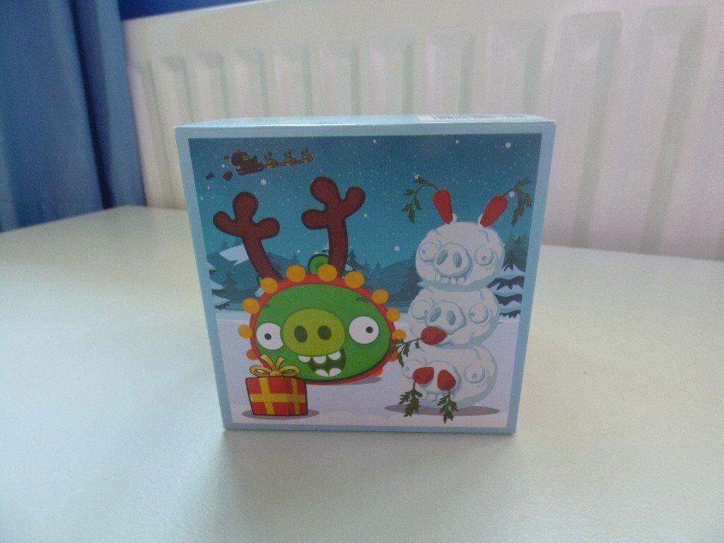 Christmas Angry Birds Christmas Card Box NEW