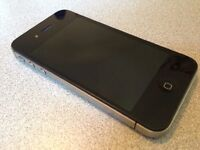 APPLE IPHONE 4S 16GB MOBILE PHONE IN BLACK OR WHITE ****ON EE NETWORKS**