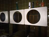 Bathroom Cabinets designed by Terrance Conran 1960s.