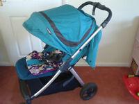 Mamas and Papas Armadillo XT buggy stroller