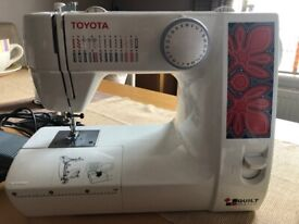 Sewing machine (Toyota Quiltmaster)